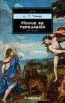 MODOS DE PERSUASIÓN
