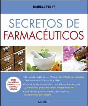 SECRETOS DE FARMACÉUTICOS