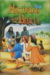 LAS MÁS BELLAS HISTORIAS DE LA BIBLIA (JUVENIL)