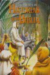 LAS MÁS BELLAS HISTORIAS DE LA BIBLIA (INFANTIL)