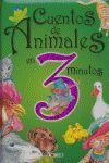 CUENTOS DE ANIMALES EN 3 MINUTOS