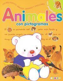ANIMALES CON PICTOGRAMAS Nº 1