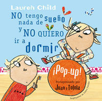 NO TENGO NADA DE SUEÑO (POP UP)