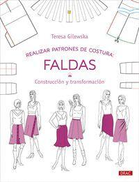 REALIZAR PATRONES DE COSTURA FALDAS
