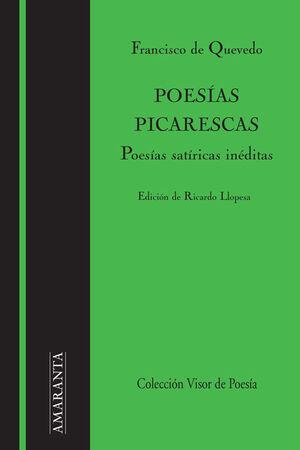 POESÍAS PICARESCAS