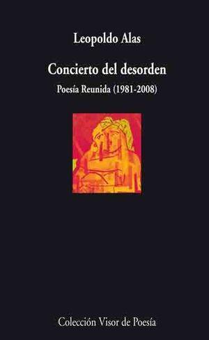 CONCIERTO DEL DESORDEN