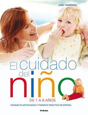 EL CUIDADO DEL NIÑO DE 1 A 6 AÑOS
