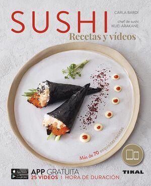SUSHI. RECETAS Y VÍDEOS