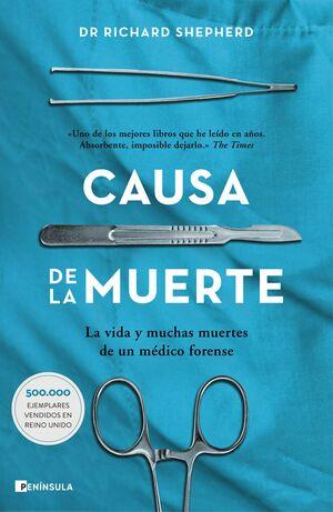 CAUSA DE LA MUERTE