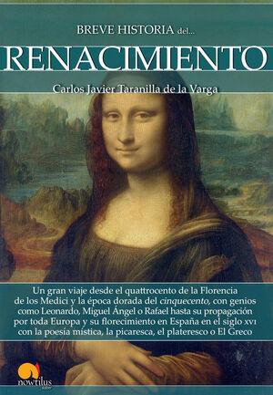 BREVE HISTORIA DEL RENACIMIENTO