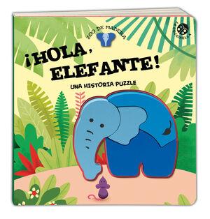 ¡HOLA, ELEFANTE!