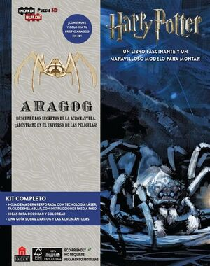 INCREDIBUILDS HARRY POTTER ARAGOG