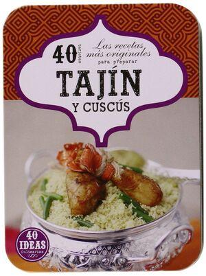 TAJIN Y CUSCUS