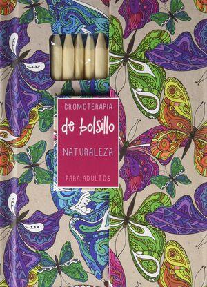 CROMOTERAPIA DE BOLSILLO: NATURALEZA