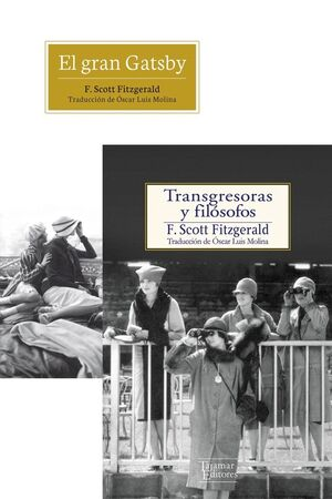 ESTUCHE : EL GRAN GATSBY - TRANSGRESORAS Y FILOSOFOS