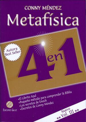 METAFISICA 4 EN 1. VOL.