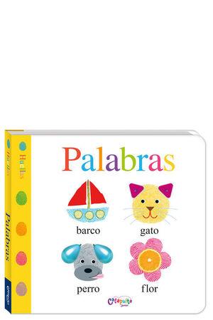 HUELLAS - PALABRAS