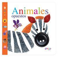 ANIMALES OPUESTOS (HUELLAS)